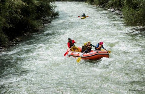 Rafting Ahrntal