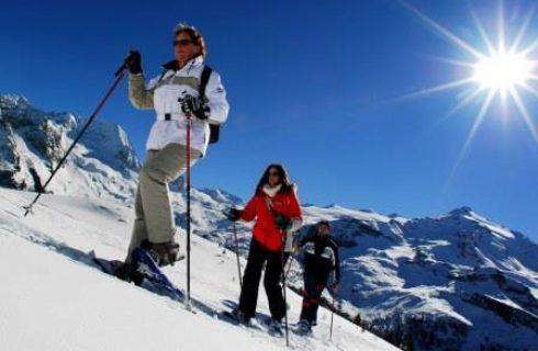 Schneeschuhwandern-Ahrntal