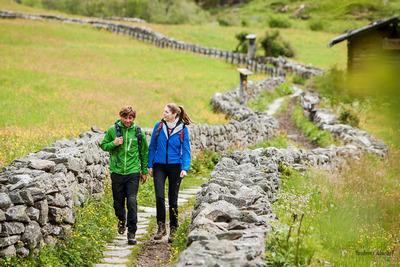 Wandern Ahrntal